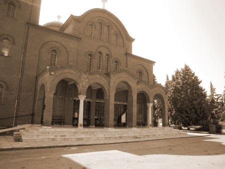 Παλαίφυτο - Εκκλησία Ιωάννου Προδρόμου